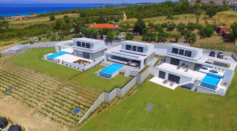 Villa for sale Hanioti Kassandra Halkidiki, Luxury Properties Chalkidiki Greece, Halkidiki Homes for Sale 2