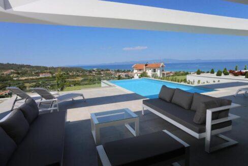 Villa for sale Hanioti Kassandra Halkidiki, Luxury Properties Chalkidiki Greece, Halkidiki Homes for Sale 24
