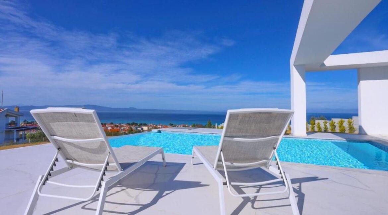 Villa for sale Hanioti Kassandra Halkidiki, Luxury Properties Chalkidiki Greece, Halkidiki Homes for Sale