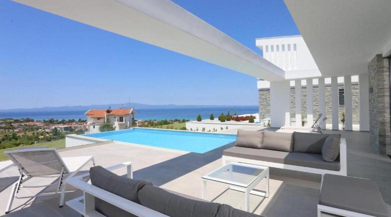 Villa for sale Hanioti Kassandra Halkidiki, Luxury Properties Chalkidiki Greece, Halkidiki Homes for Sale 7