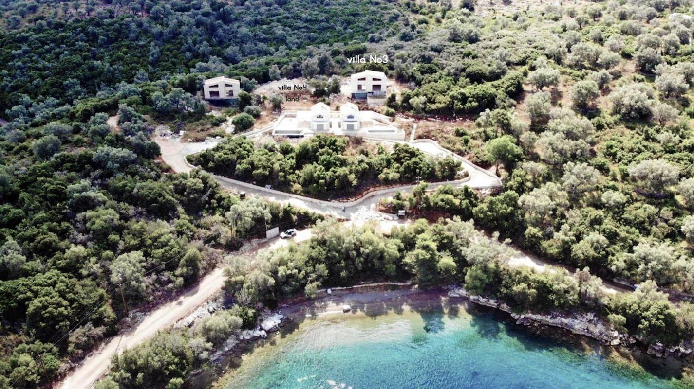 Villa for sale Meganisi Lefkada