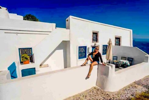 Villa in Oia Santorini Greece, Santorini Greece Properties, Houses Santorini Island 13