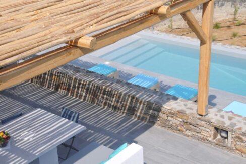 Villa on The Beach in Naxos Island in Greece for sale, Naxos Properties for sale. Properties for sale in Naxos Greece 1