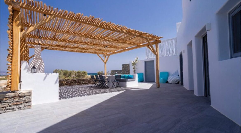 Villa on The Beach in Naxos Island in Greece for sale, Naxos Properties for sale. Properties for sale in Naxos Greece 14