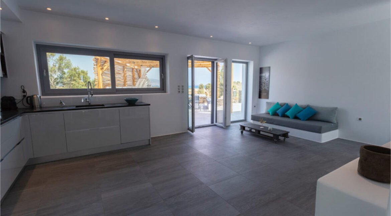 Villa on The Beach in Naxos Island in Greece for sale, Naxos Properties for sale. Properties for sale in Naxos Greece 16
