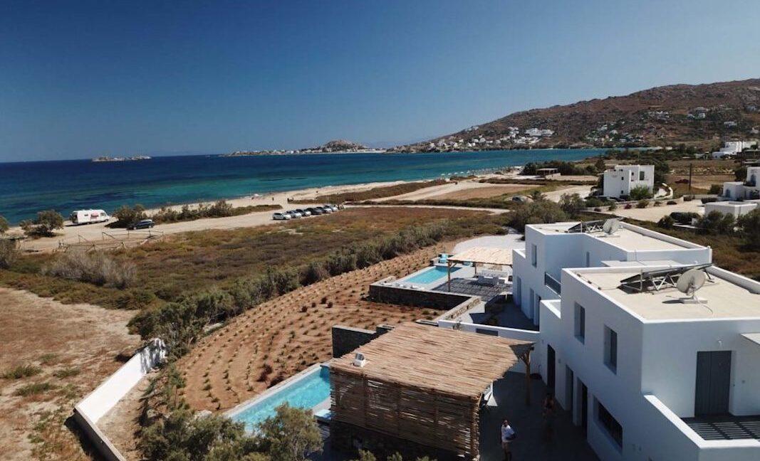 Villa on The Beach in Naxos Island in Greece for sale, Naxos Properties for sale. Properties for sale in Naxos Greece