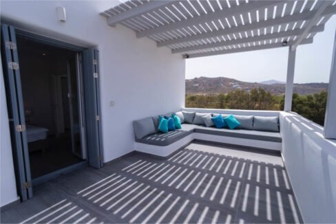 Villa on The Beach in Naxos Island in Greece for sale, Naxos Properties for sale. Properties for sale in Naxos Greece 20