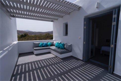 Villa on The Beach in Naxos Island in Greece for sale, Naxos Properties for sale. Properties for sale in Naxos Greece 25