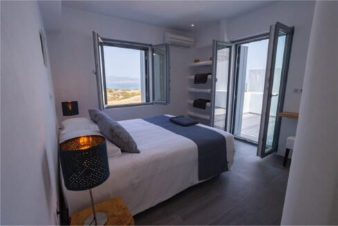 Villa on The Beach in Naxos Island in Greece for sale, Naxos Properties for sale. Properties for sale in Naxos Greece 27