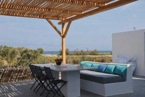 Villa on The Beach in Naxos Island in Greece for sale, Naxos Properties for sale. Properties for sale in Naxos Greece 3