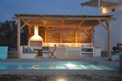 Villa on The Beach in Naxos Island in Greece for sale, Naxos Properties for sale. Properties for sale in Naxos Greece 34