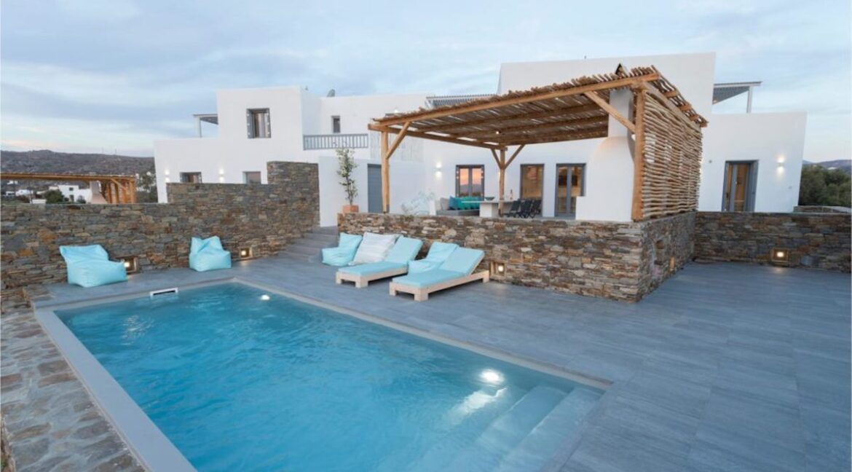 Villa on The Beach in Naxos Island in Greece for sale, Naxos Properties for sale. Properties for sale in Naxos Greece 7