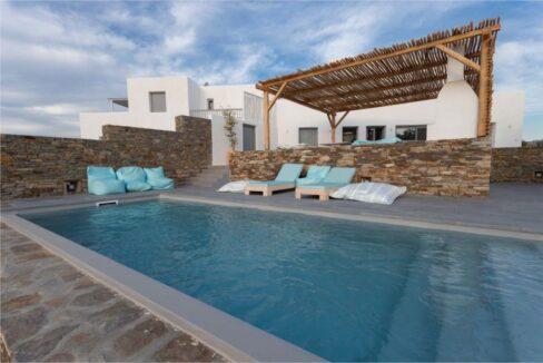 Villa on The Beach in Naxos Island in Greece for sale, Naxos Properties for sale. Properties for sale in Naxos Greece 8