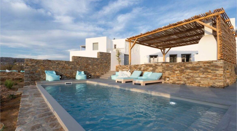 Villa on The Beach in Naxos Island in Greece for sale, Naxos Properties for sale. Properties for sale in Naxos Greece 9