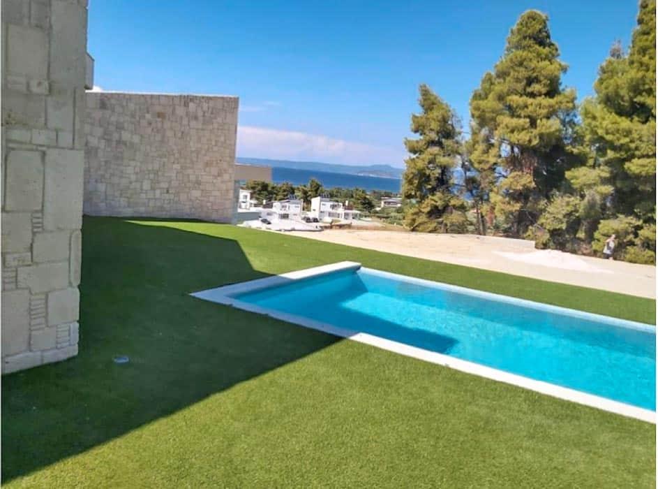 5 New Built Villas for Sale Pefkohori Kassandra Halkidiki