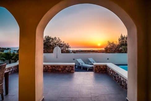 House for sale Santorini Greece in Kamari beach, Santorini Residencies 21