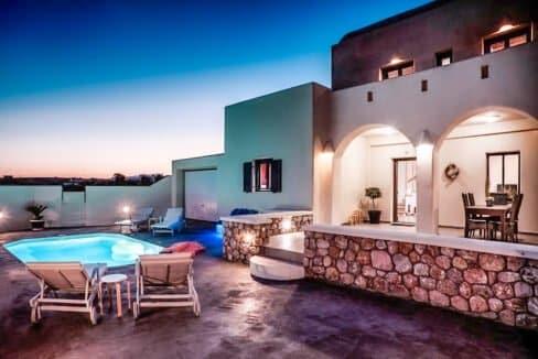 House for sale Santorini Greece in Kamari beach, Santorini Residencies 23