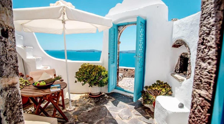 Houses for sale at Caldera of Oia Santorini, Santorini Properties
