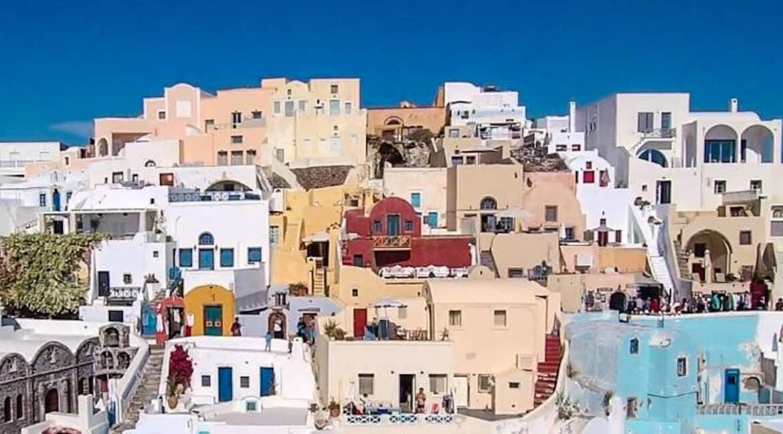 Houses for sale at Caldera of Oia Santorini, Santorini Properties 14