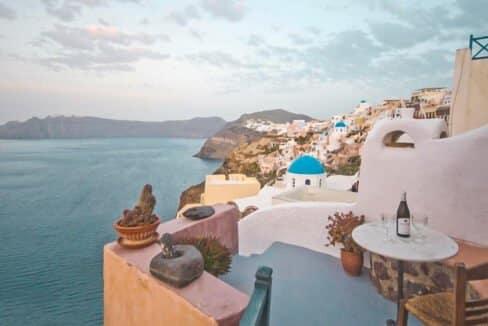 Houses for sale at Caldera of Oia Santorini, Santorini Properties 24