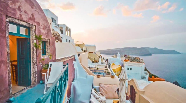 Houses for sale at Caldera of Oia Santorini, Santorini Properties 26