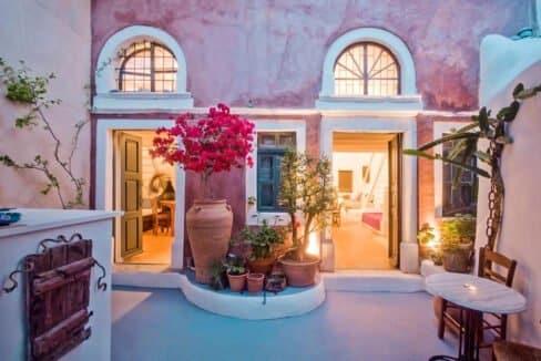 Houses for sale at Caldera of Oia Santorini, Santorini Properties 27