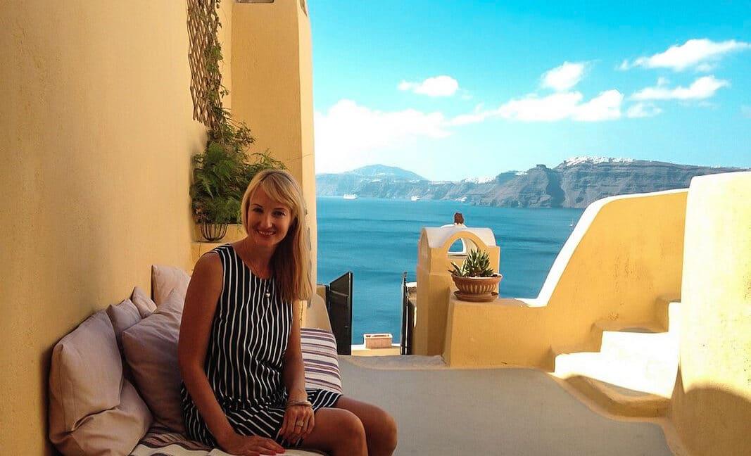Houses for sale at Caldera of Oia Santorini, Santorini Properties 29