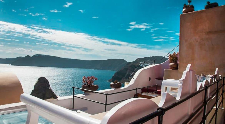 Houses for sale at Caldera of Oia Santorini, Santorini Properties 3