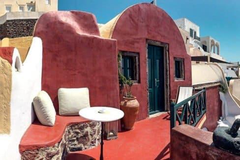 Houses for sale at Caldera of Oia Santorini, Santorini Properties 38