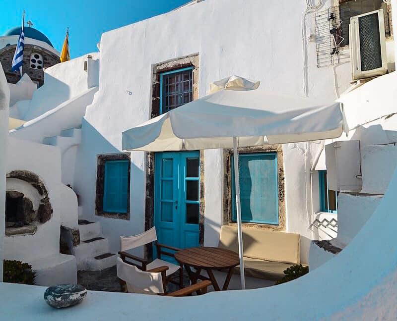 Houses for sale at Caldera of Oia Santorini, Santorini Properties 41