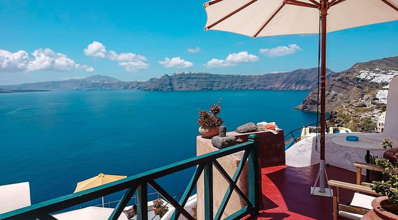 Houses for sale at Caldera of Oia Santorini, Santorini Properties 49