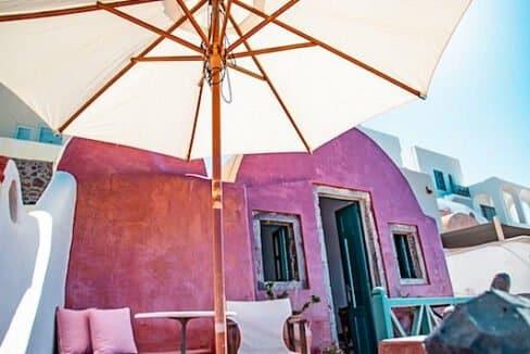 Houses for sale at Caldera of Oia Santorini, Santorini Properties 58