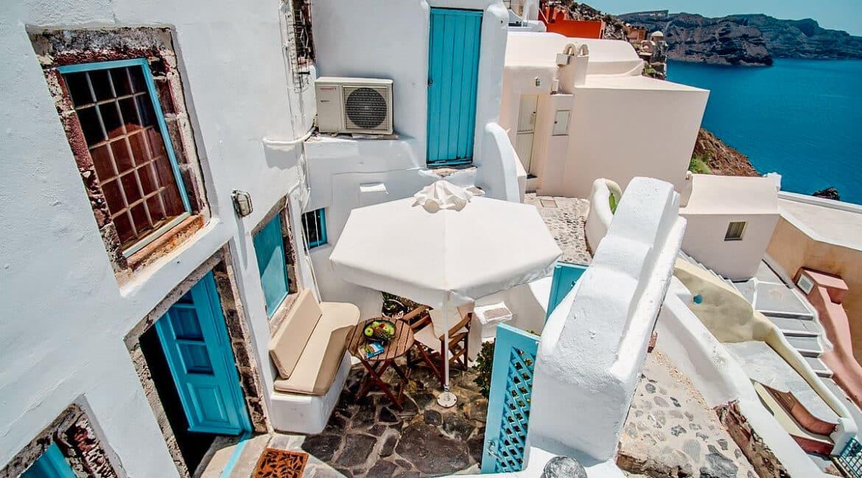 Houses for sale at Caldera of Oia Santorini, Santorini Properties 60