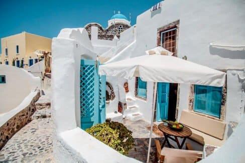 Houses for sale at Caldera of Oia Santorini, Santorini Properties 63