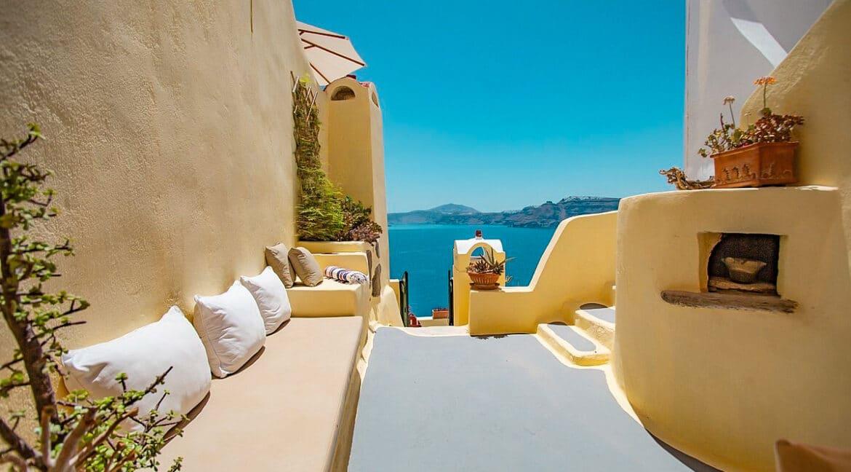 Houses for sale at Caldera of Oia Santorini, Santorini Properties 68