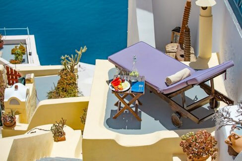 Houses for sale at Caldera of Oia Santorini, Santorini Properties 70