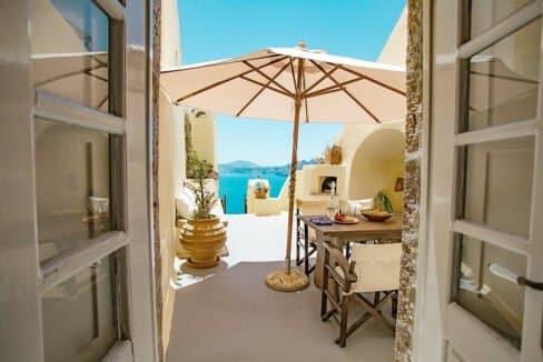 Houses for sale at Caldera of Oia Santorini, Santorini Properties 76