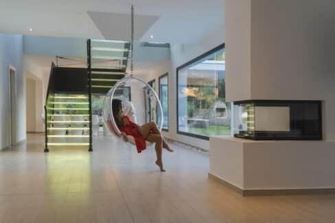 Modern Luxury Villa at Corfu Island FOR SALE, Luxury Estate Corfu Greece. But Villa in Ionio Greece, Corfu Greece Properties 1