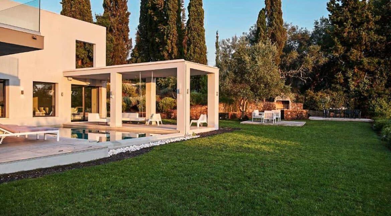 Modern Luxury Villa at Corfu Island FOR SALE, Luxury Estate Corfu Greece. But Villa in Ionio Greece, Corfu Greece Properties 12