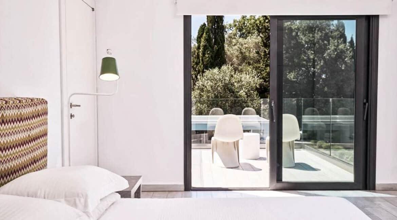 Modern Luxury Villa at Corfu Island FOR SALE, Luxury Estate Corfu Greece. But Villa in Ionio Greece, Corfu Greece Properties 15
