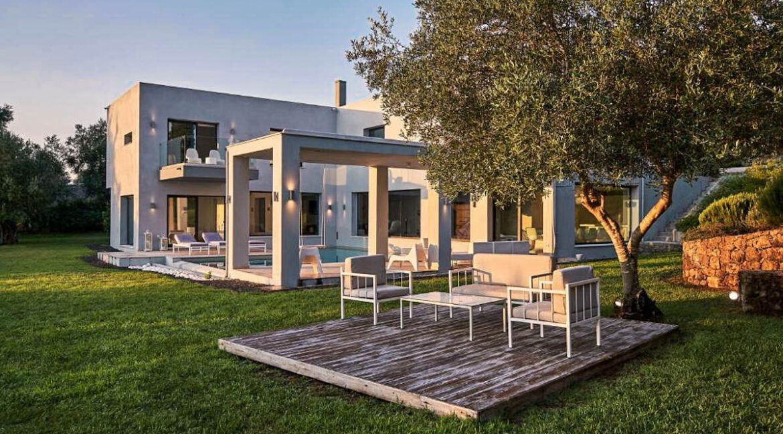 Modern Luxury Villa at Corfu Island FOR SALE, Luxury Estate Corfu Greece. But Villa in Ionio Greece, Corfu Greece Properties 17