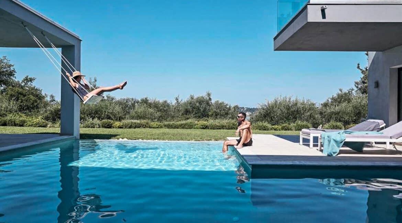 Modern Luxury Villa at Corfu Island FOR SALE, Luxury Estate Corfu Greece. But Villa in Ionio Greece, Corfu Greece Properties 22