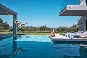 Modern Luxury Villa at Corfu Island FOR SALE, Luxury Estate Corfu Greece. But Villa in Ionio Greece, Corfu Greece Properties