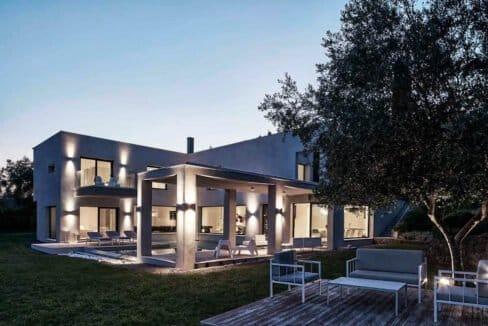 Modern Luxury Villa at Corfu Island FOR SALE, Luxury Estate Corfu Greece. But Villa in Ionio Greece, Corfu Greece Properties 5