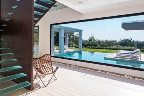 Modern Luxury Villa at Corfu Island FOR SALE, Luxury Estate Corfu Greece. But Villa in Ionio Greece, Corfu Greece Properties 6