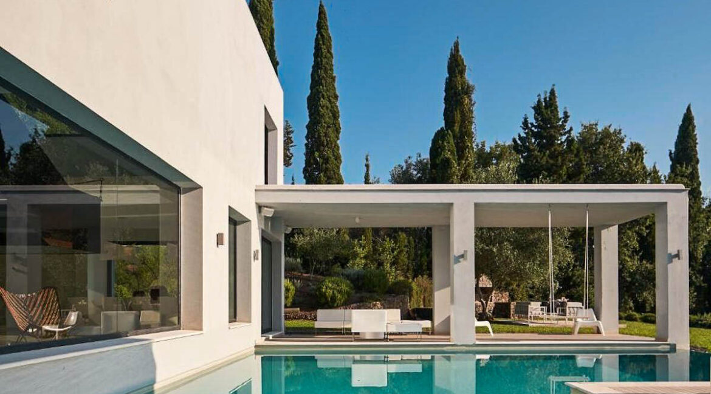 Modern Luxury Villa at Corfu Island FOR SALE, Luxury Estate Corfu Greece. But Villa in Ionio Greece, Corfu Greece Properties 8