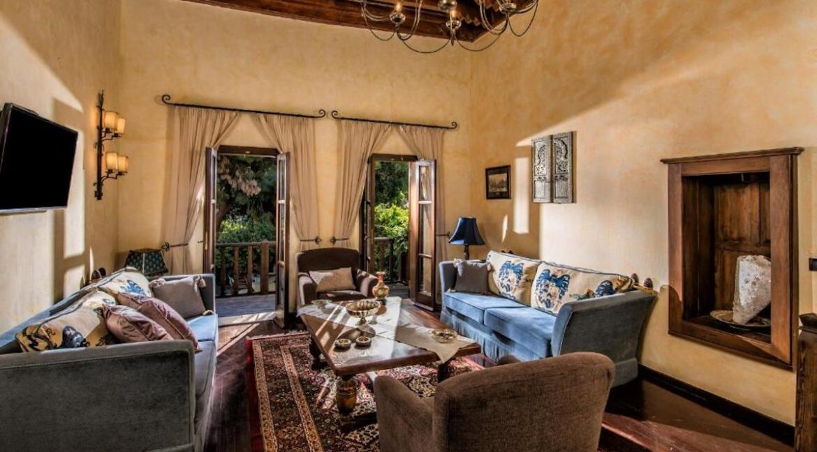 Estate in the center of Rhodes Island Greece for sale, Rhodes Luxury Villas for Sale. Rodos Luxury Property 2