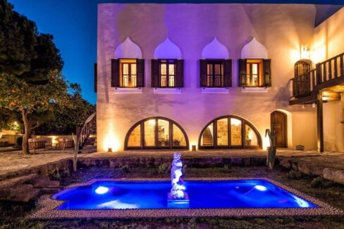 Estate in the center of Rhodes Island Greece for sale, Rhodes Luxury Villas for Sale. Rodos Luxury Property 24