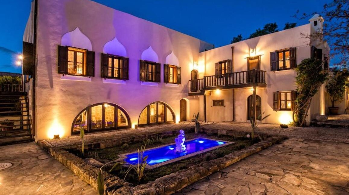 Estate in the center of Rhodes Island Greece for sale, Rhodes Luxury Villas for Sale. Rodos Luxury Property 25