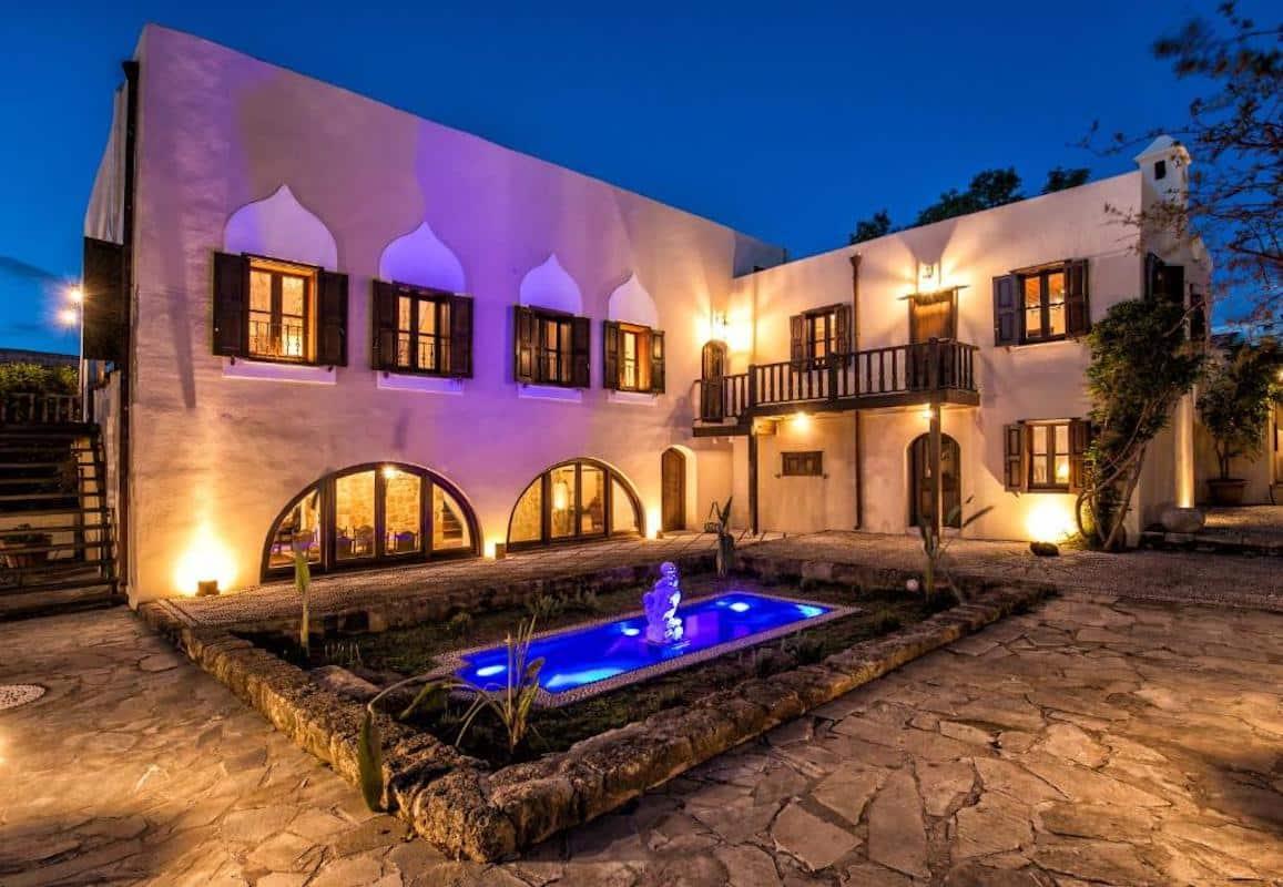 Estate in the center of Rhodes Island Greece